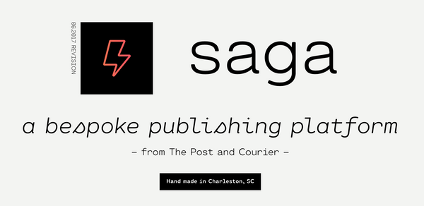 Saga: a CMS for special projects